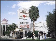 Little White Chapel - Casamento em Las Vegas - Nevada